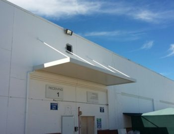 Aludeck carport for Somerset Mall
